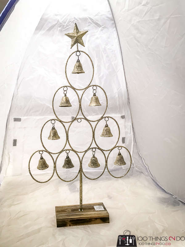 ornament tree, ornament display, Swarovski ornament display