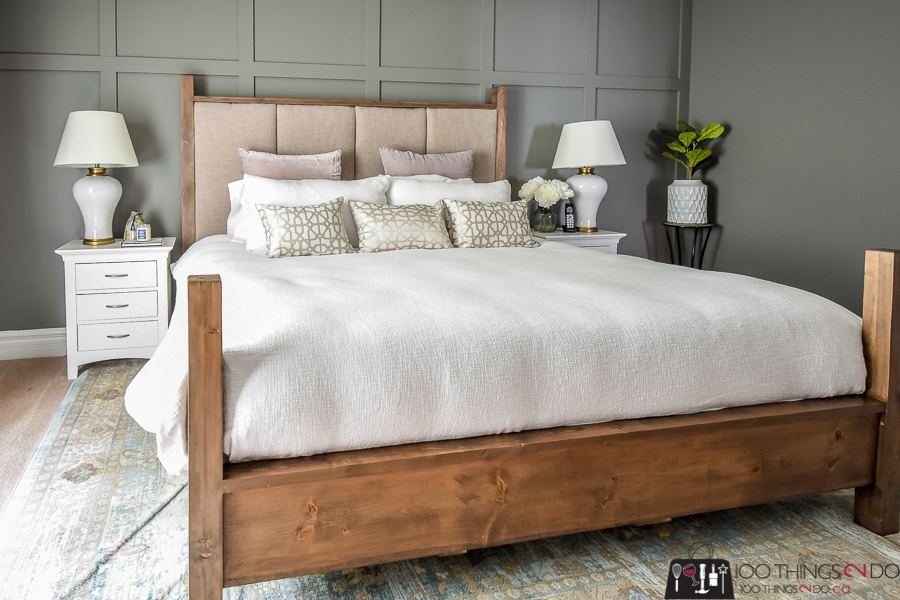 Diy King Size Bed 100 Things 2 Do