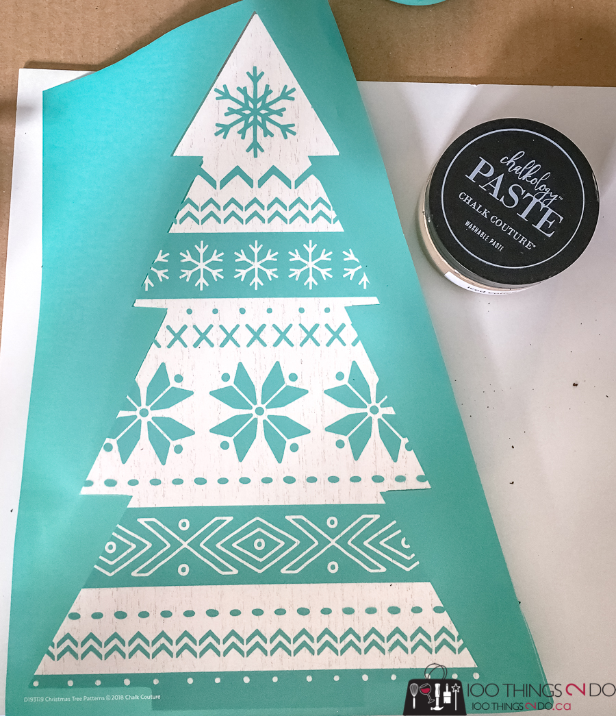 Chalk Couture, screen printing at home,