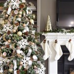 Christmas tree 2019, Christmas tree, white Christmas tree