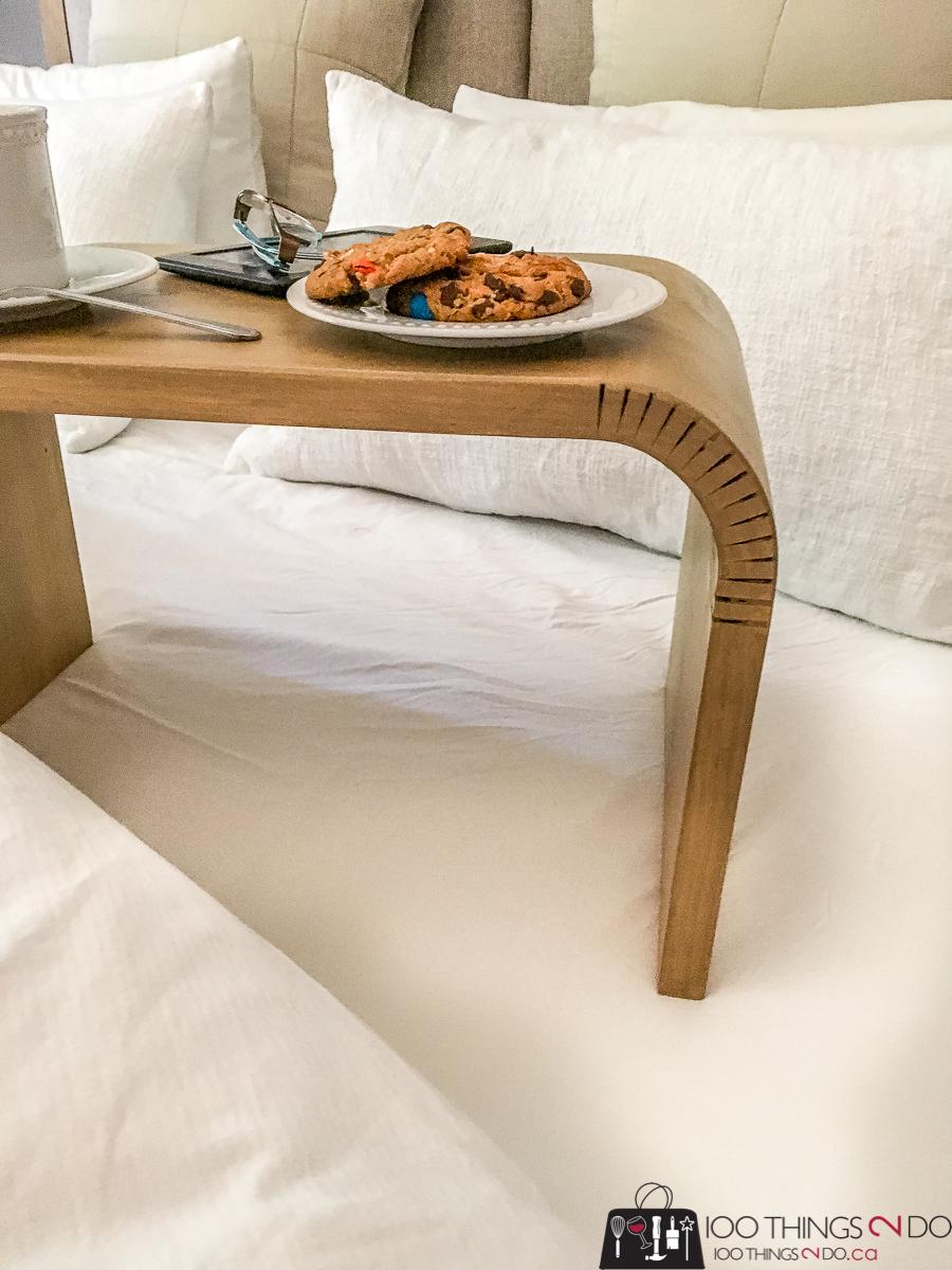 Bent wood lap desk, bent wood breakfast tray, DIY lap desk, DIY breakfast tray