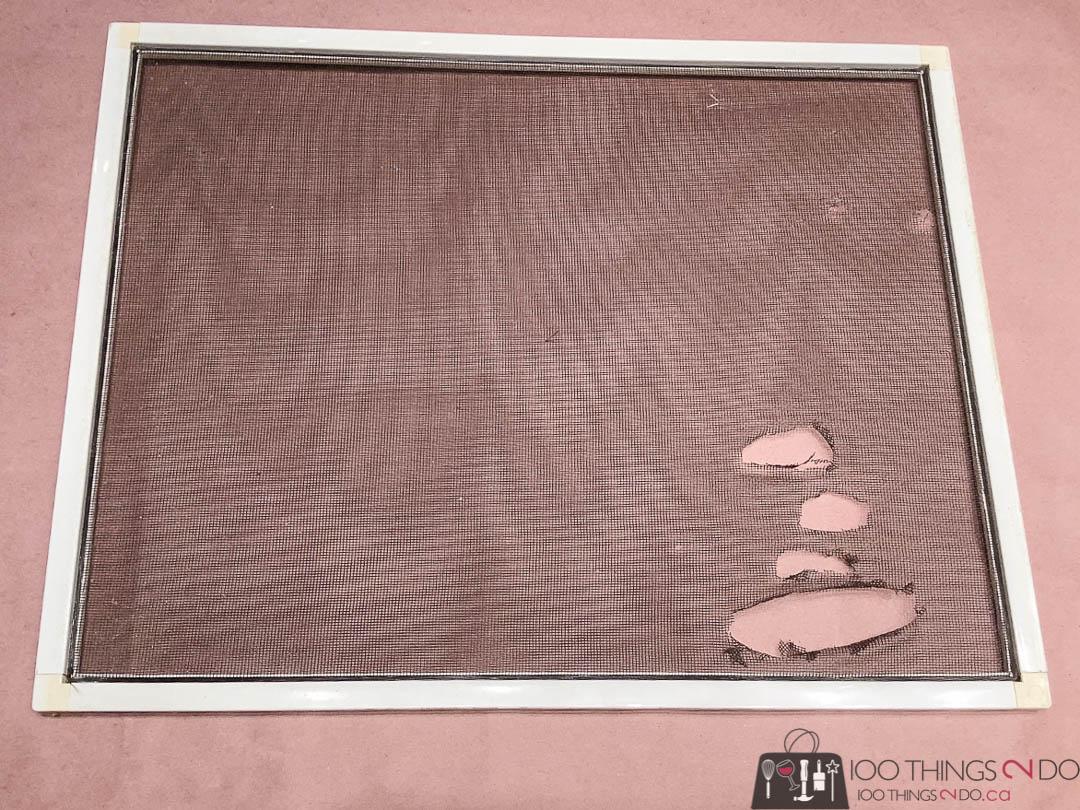how to replace a screen, replacing a screen, screen repair