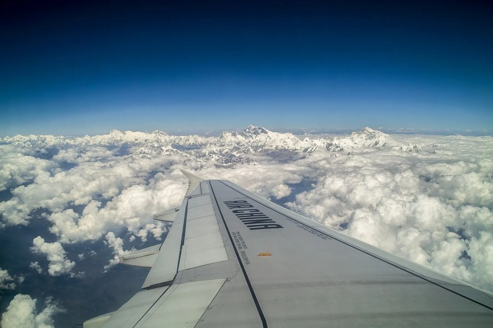 Everest - 25 travel quotes