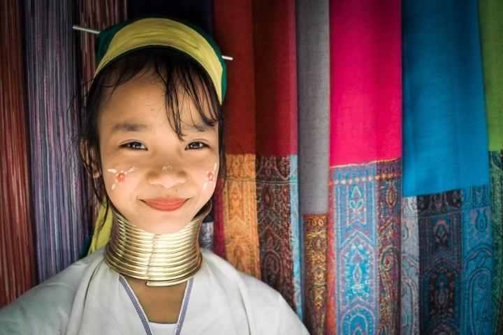 Long Neck, Chiang Mai, Thailand