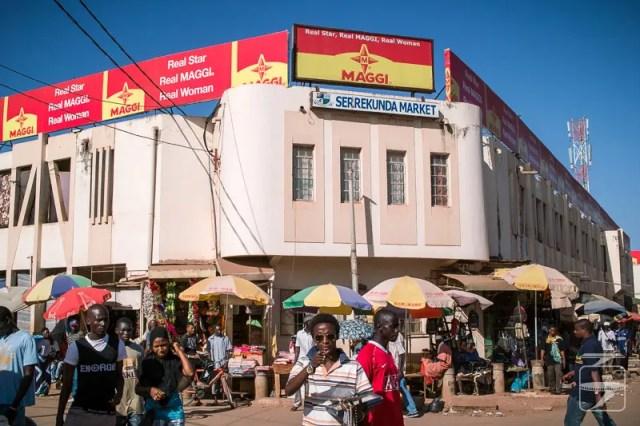 Serekunda Market, Banjul