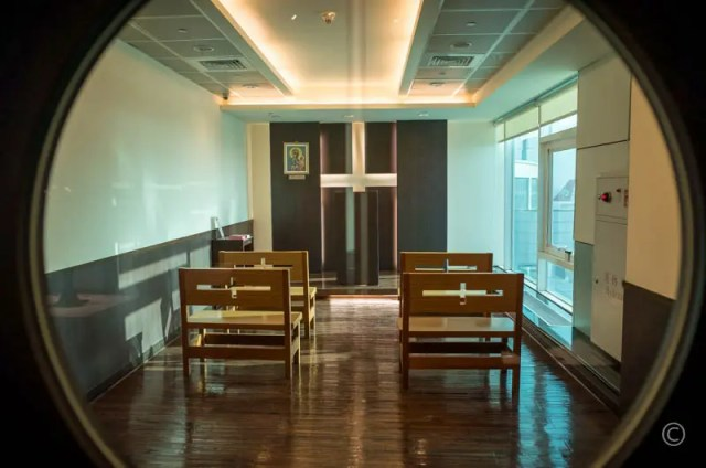 Taipei Airport Christian Prayer Room