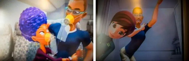 EVA Air Flight Safety Animation