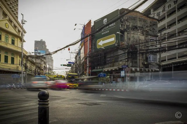Bangkok Speed