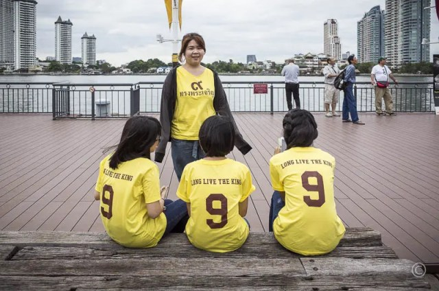 """Long Live the King"" Yellow Shirts"