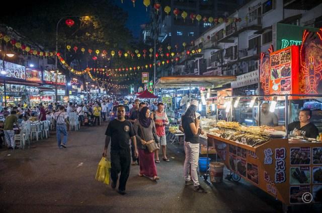 Street Food, Jalan Alor