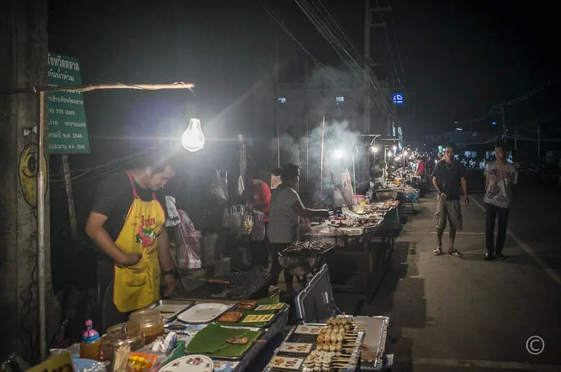 Koh Chang Food Street