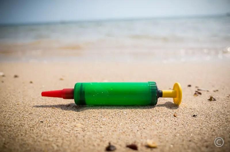 Colorful Syringe