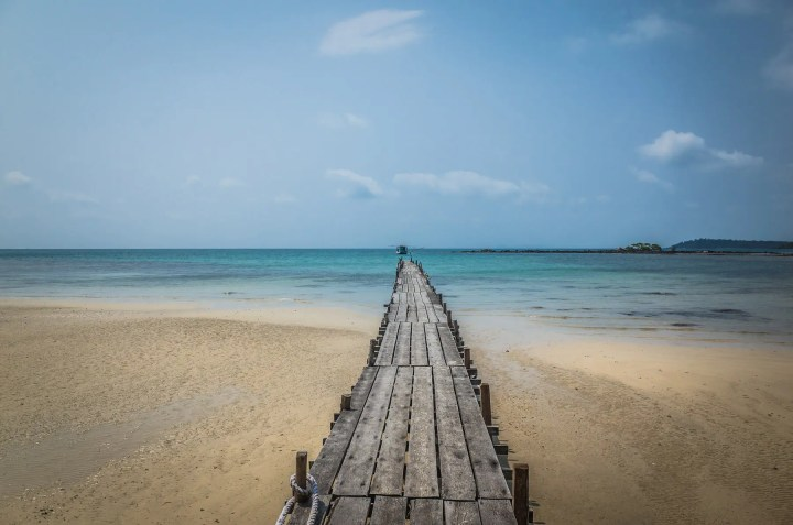 Lonely Beaches
