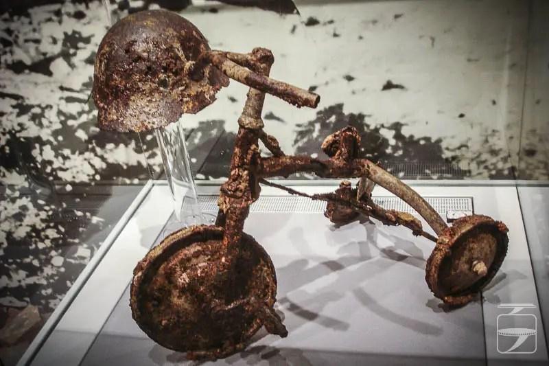 Tricycle - Hiroshima Peace Memorial Museum