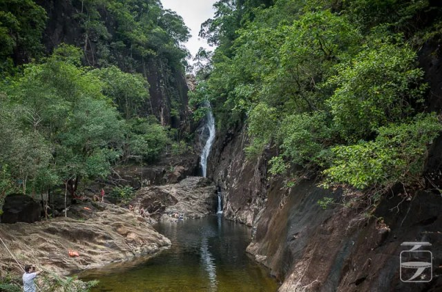 Klong Pu Waterfall