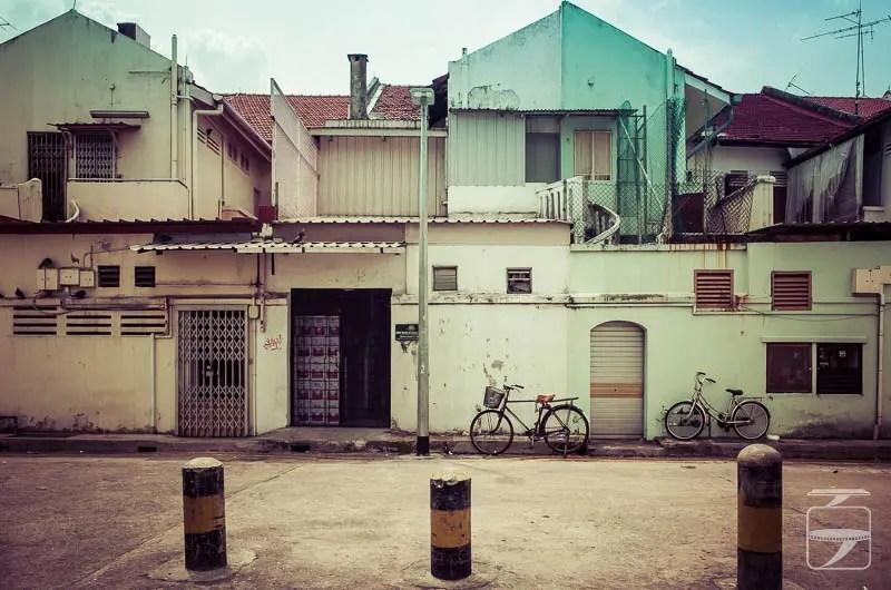 Backstreet, Little India, Singapore