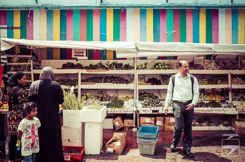 Little India market, Singapore
