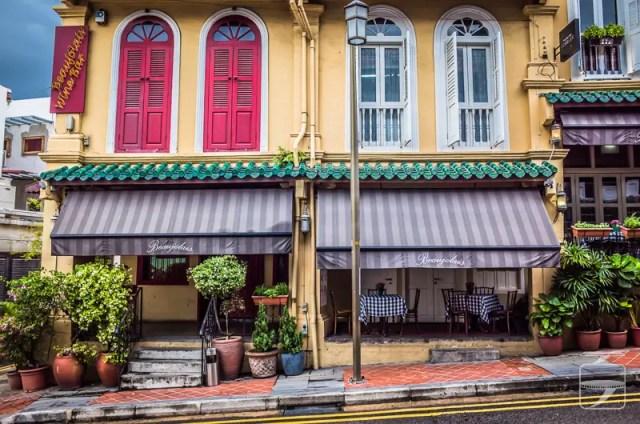 Singapore fun - Club Street