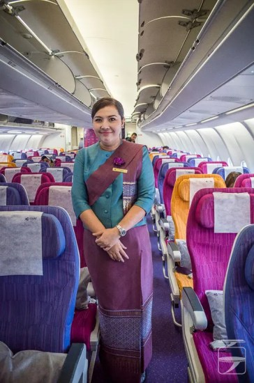 Flying Thai Airways First Impressions Review