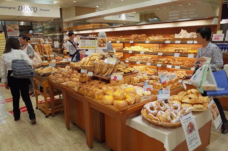 DONQ bakery