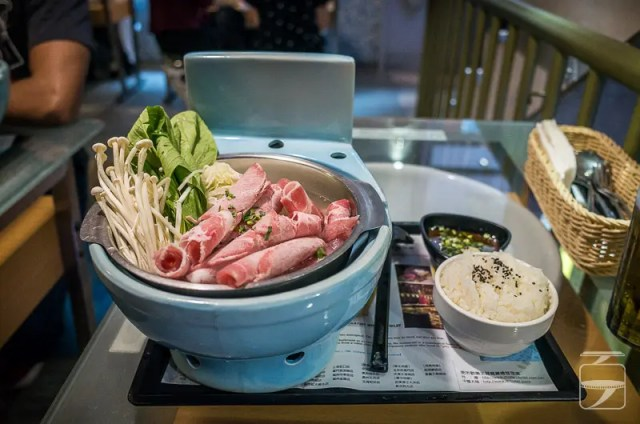Modern Toilet Restaurant dish