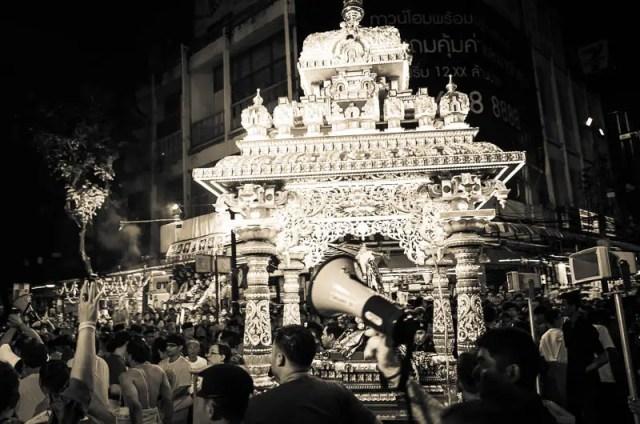 Sri Maha Mariamman Temple procession