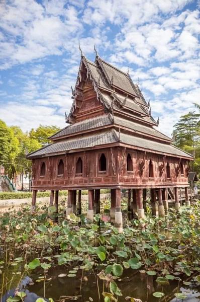 Wat Thung Si Muang Temple