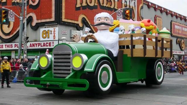 Santa Claus Parade, Toronto