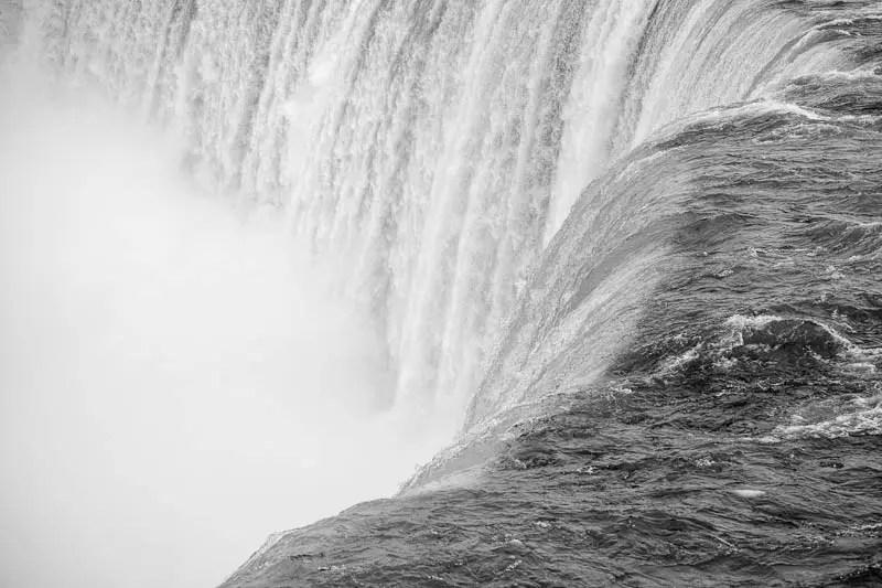 Goodbye Niagara Falls!