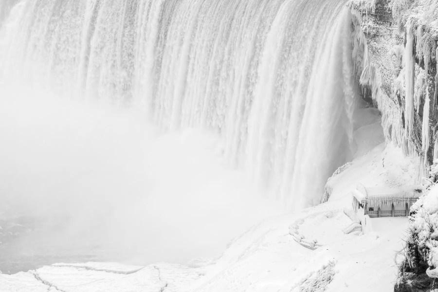 Niagara Falls - Polar Vortex