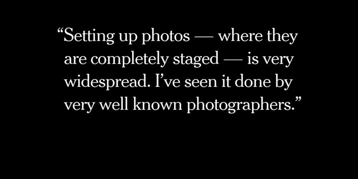 An Essay in Photography Ethics