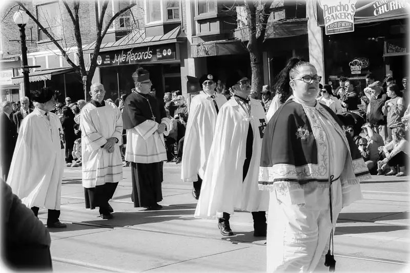 Little Italy Good Friday Procession
