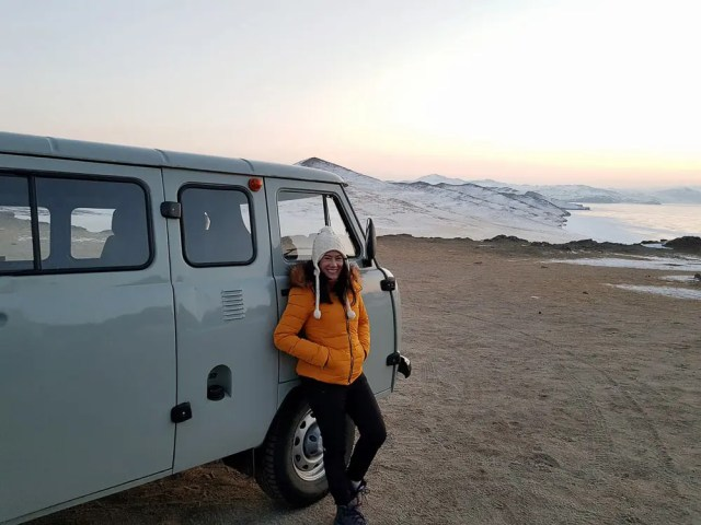 Tour van, Siberia