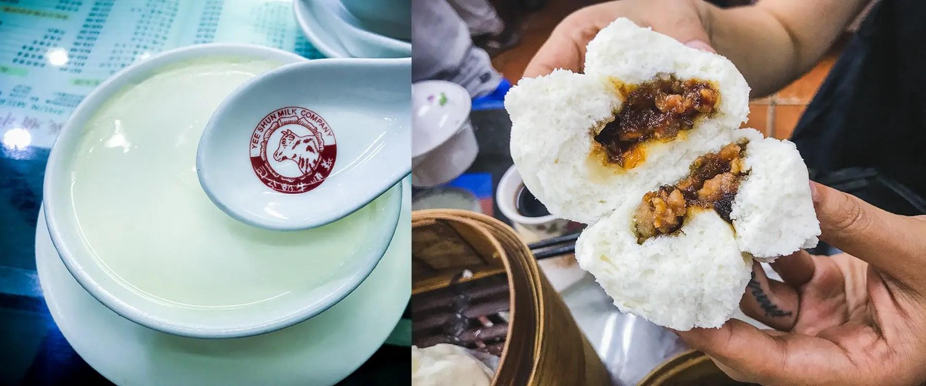 Yummy Food Hong Kong