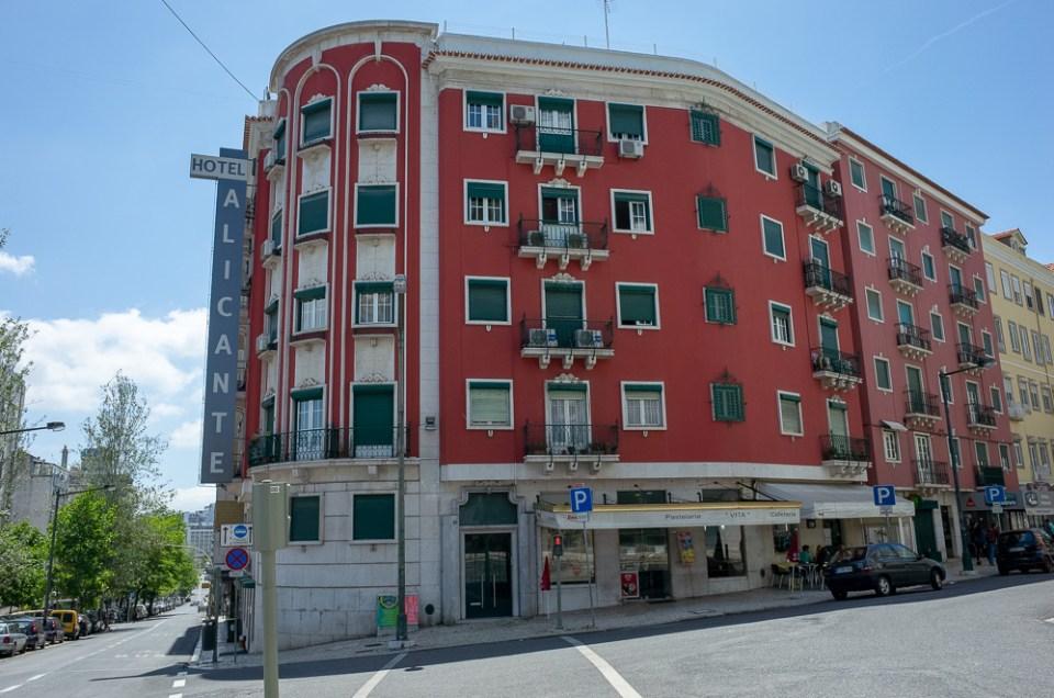 Hotel Alicante - Lisbon