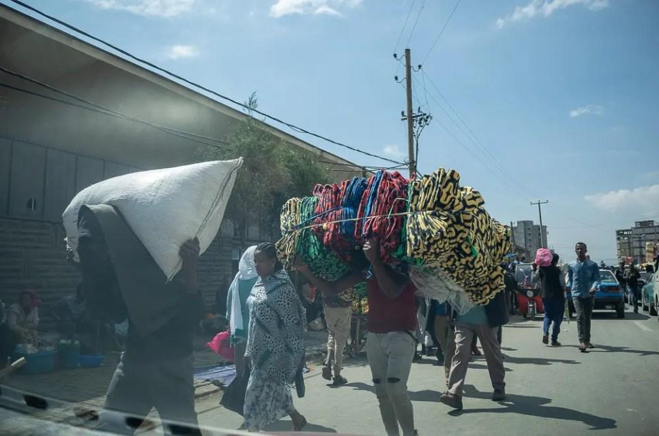 Mercato, Addis Ababa