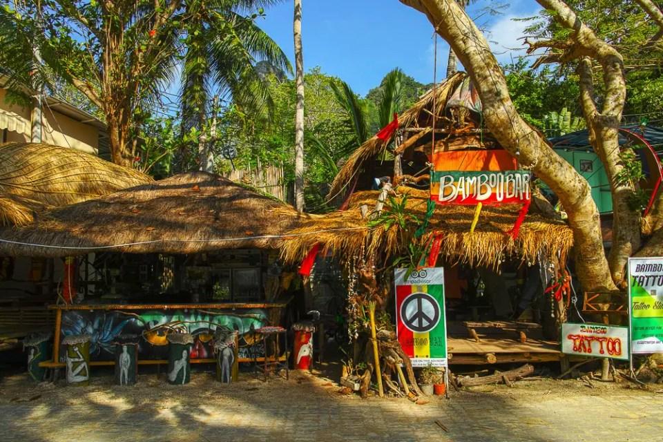 Bamboo Bar