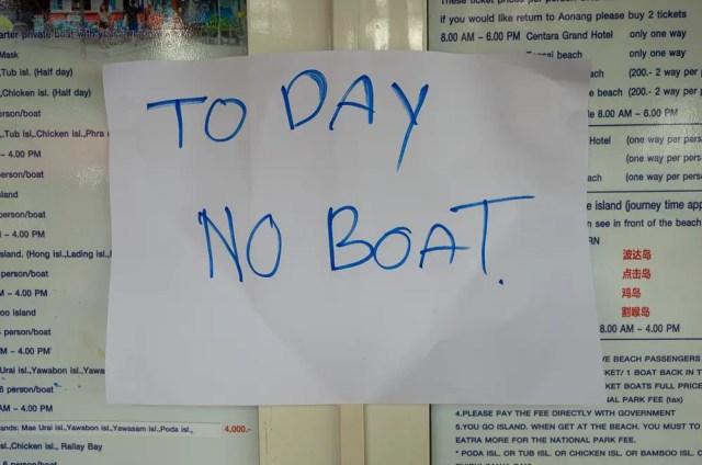 Pambuk - Today No Boats
