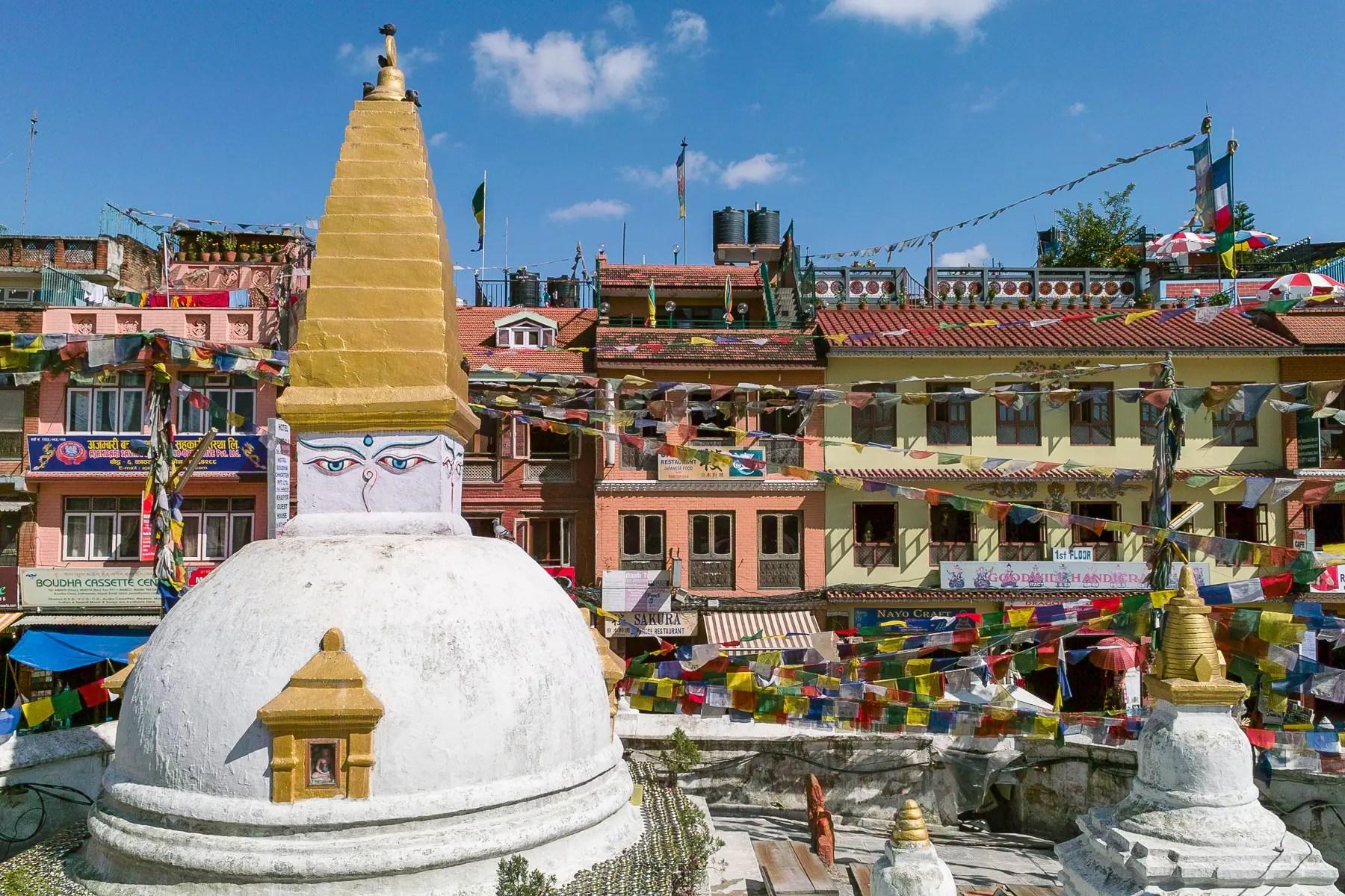 Kathmandu Temples