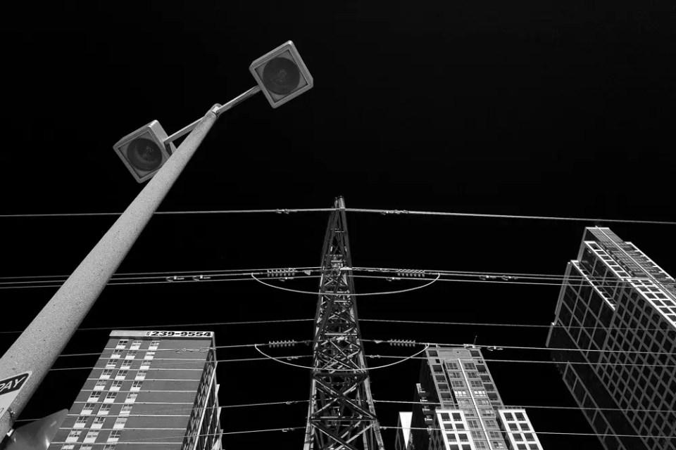 Architecture in black & white