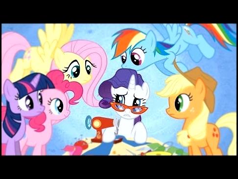 Смотреть Май литл пони дружба это чудо - My little pony ...