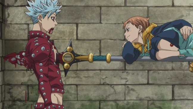 Image from The Seven Deadly Sins - Is one of those sins fashion?