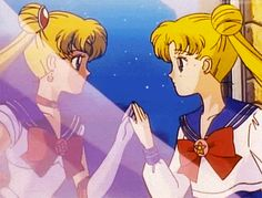 Serena - number 5 on my list of top 5 sailor scouts