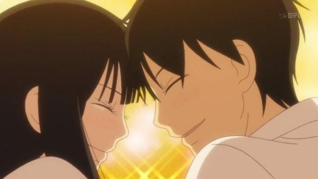 Sawako and Kazehaya - Kimi ni Todoke