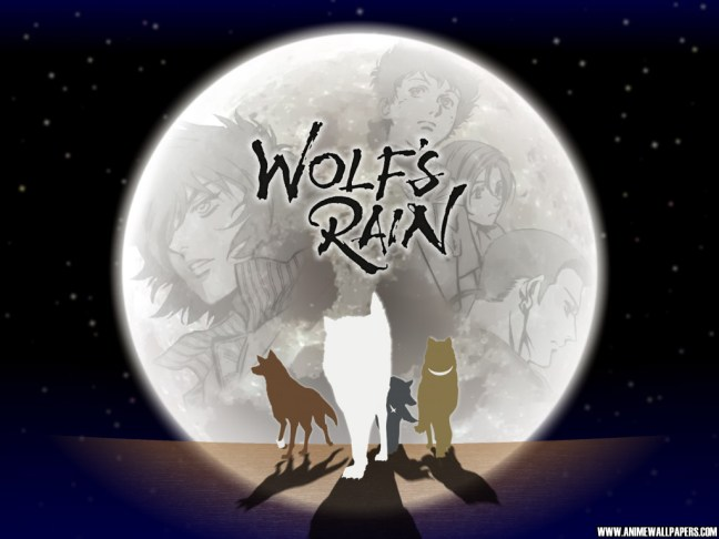 Wolf's Rain nominated for Worst Anime Opening? I don't think so.