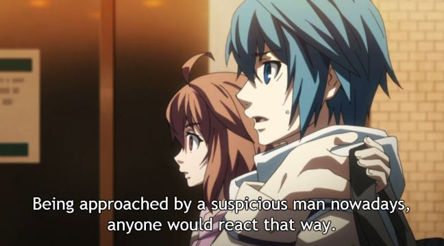 Dies Irae Episode 2: Why Do They Always Enrol in the School