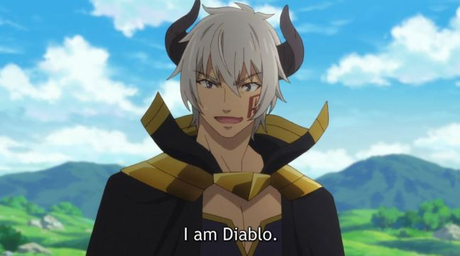 How Not To Summon a Demon Lord - Episode 1 - Diablo