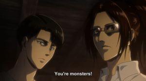 Attack on Titan - Season 3 - Episode 2 - Levi