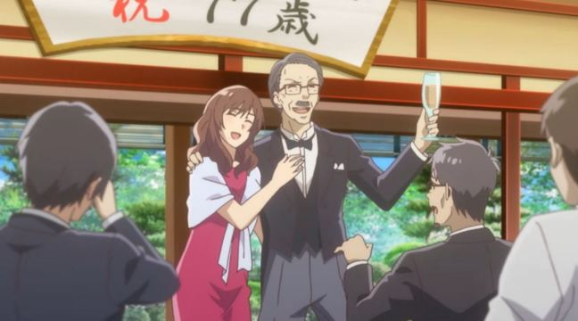 Holmes of Kyoto Episode 6