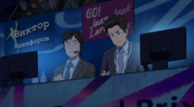 Yuri on Ice - Episode 1